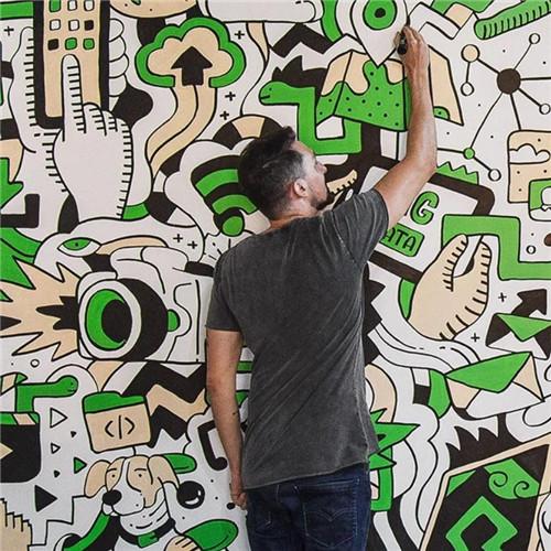 全球百位最佳插画家Mauro Martins